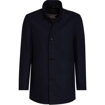 Pierre Cardin Mantel blau | PIERRE CARDIN SALE