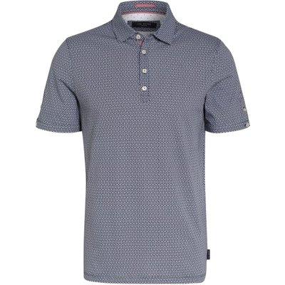 Ted Baker Jersey-Poloshirt Limbo blau | TED BAKER SALE