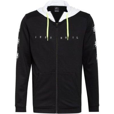 Nike Sweatjacke Dri-Fit schwarz | NIKE SALE