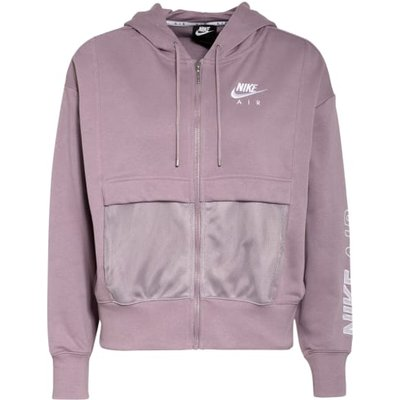 Nike Sweatjacke Air Mit Mesh-Besatz violett | NIKE SALE
