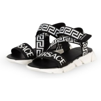 Versace Sandalen schwarz | VERSACE SALE