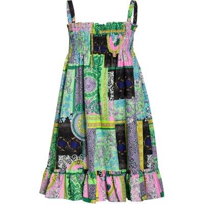 Versace Kleid gruen | VERSACE SALE