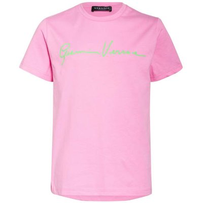 Versace T-Shirt rosa | VERSACE SALE