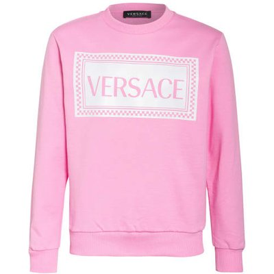 Versace Sweatshirt pink | VERSACE SALE