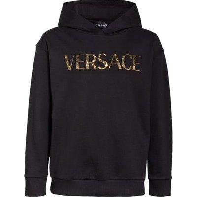 Versace Hoodie schwarz | VERSACE SALE