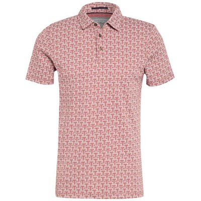Ted Baker Jersey-Poloshirt Tdawg Slim Fit pink | TED BAKER SALE