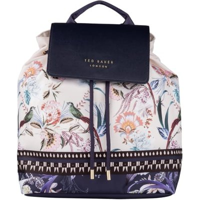 Ted Baker Rucksack Natural weiss | TED BAKER SALE
