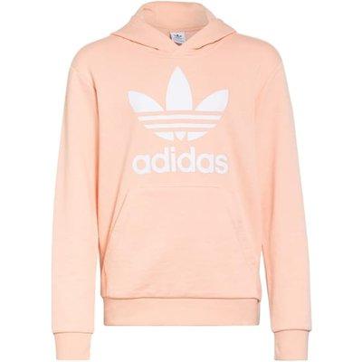 Adidas Originals Hoodie Trefoil orange | ADIDAS SALE