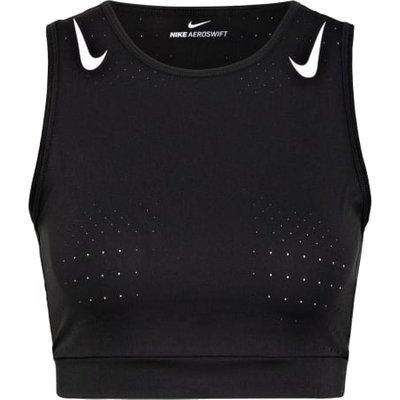 Nike Laufshirt Aeroswift schwarz | NIKE SALE