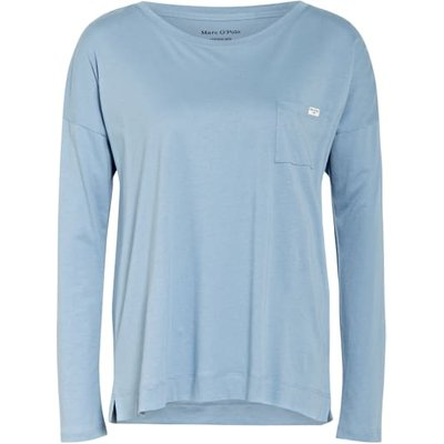 Marc O'polo Schlafshirt blau | MARC O'POLO SALE