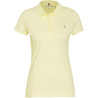 Tommy Hilfiger Piqué-Poloshirt gelb | TOMMY HILFIGER SALE