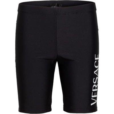 Versace Radlerhose schwarz | VERSACE SALE