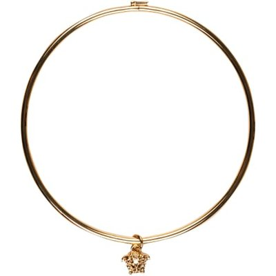 Versace Halsreif Aeternitas gold | VERSACE SALE