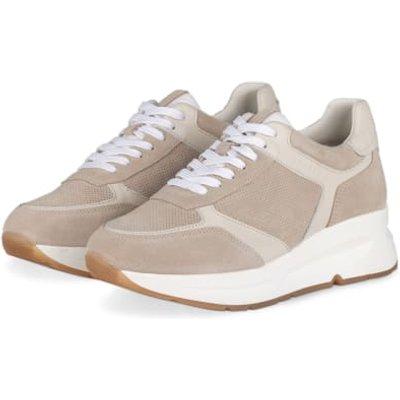 Marc O'polo Plateau-Sneaker beige   MARC O'POLO SALE