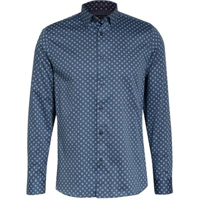 Ted Baker Hemd Icing Slim Fit blau | TED BAKER SALE