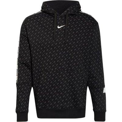 Nike Hoodie Repeat Fleece schwarz | NIKE SALE