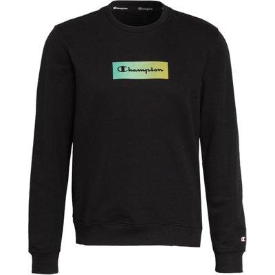 Champion Sweatshirt schwarz | CHAMPION SALE