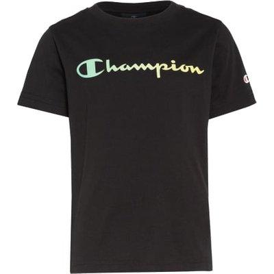 Champion T-Shirt schwarz | CHAMPION SALE