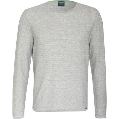 Olymp Pullover grau | OLYMP SALE