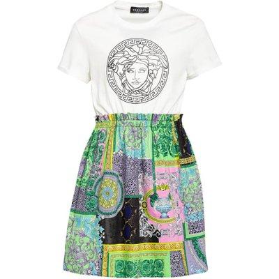 Versace Kleid weiss | VERSACE SALE