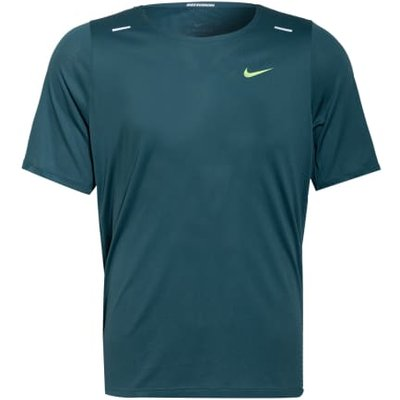 Nike Laufshirt Rise 365 Wild Run Mit Mesh gruen | NIKE SALE