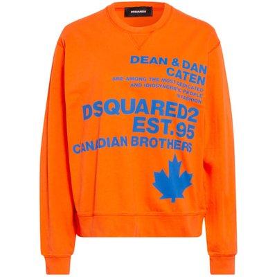 dsquared2 Sweatshirt rot | DSQUARED2 SALE