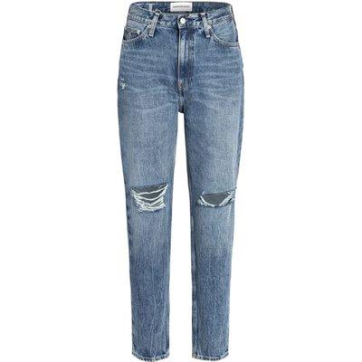 Calvin Klein Jeans Mom Jeans blau | CALVIN KLEIN SALE