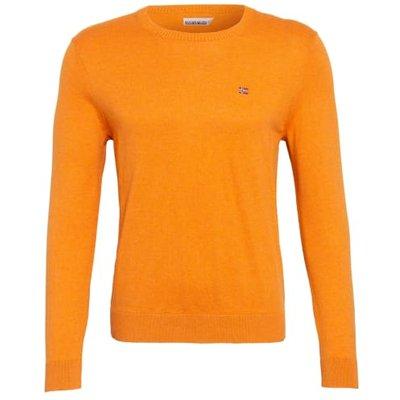 Napapijri Pullover orange   NAPAPIJRI SALE