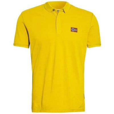 Napapijri Piqué-Poloshirt Ebea gelb   NAPAPIJRI SALE