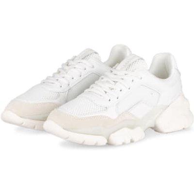 Marc O'polo Plateau-Sneaker weiss   MARC O'POLO SALE