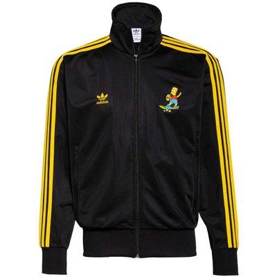Adidas Originals Trainingsjacke Firebird schwarz   ADIDAS SALE
