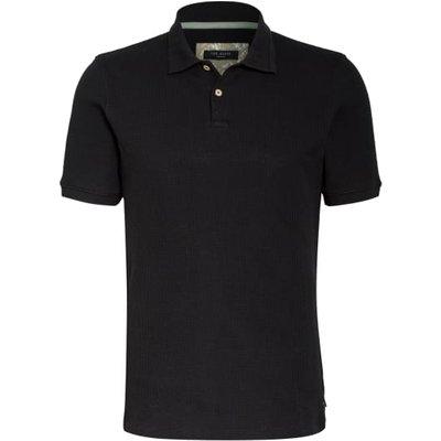 Ted Baker Poloshirt Fushon schwarz | TED BAKER SALE