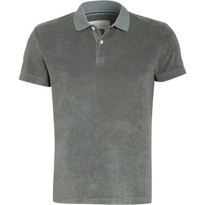 Marc O'polo Frottee-Poloshirt gruen   MARC O'POLO SALE