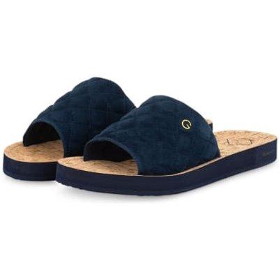 Gant Pantoletten Flatville blau   GANT SALE