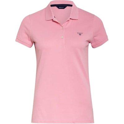 Gant Piqué-Poloshirt rosa | GANT SALE