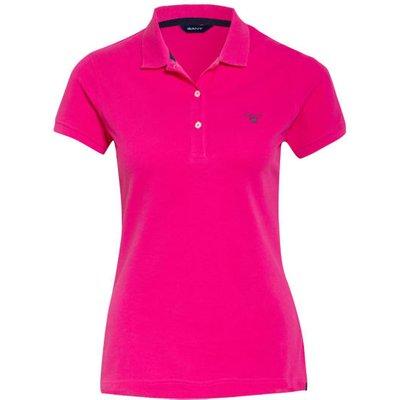 Gant Piqué-Poloshirt pink | GANT SALE
