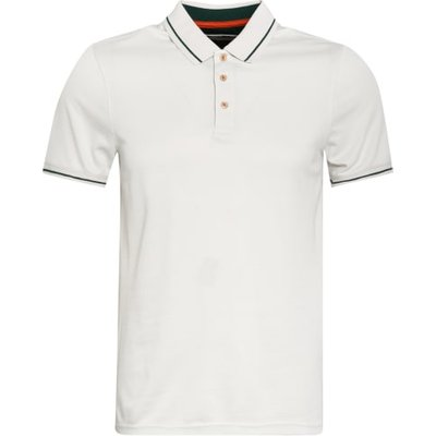 Ted Baker Jersey-Poloshirt Gelpen weiss | TED BAKER SALE