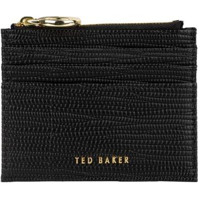 Ted Baker Kartenetui Lorinya Mit Münzfach schwarz   TED BAKER SALE