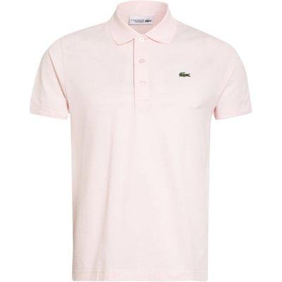 Lacoste Piqué-Poloshirt Slim Fit rosa | LACOSTE SALE