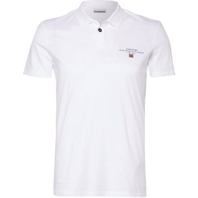Napapijri Poloshirt Elli 1 weiss   NAPAPIJRI SALE