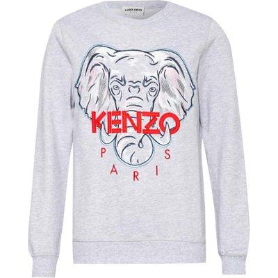Kenzo Sweatshirt grau | KENZO SALE