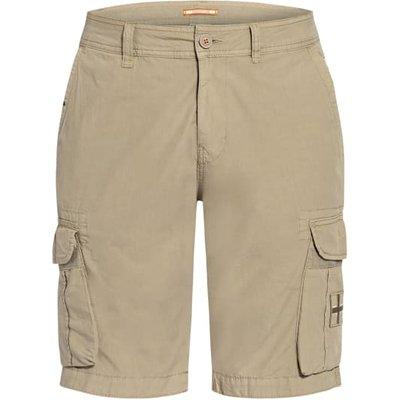 Napapijri Cargo-Shorts Nori beige   NAPAPIJRI SALE