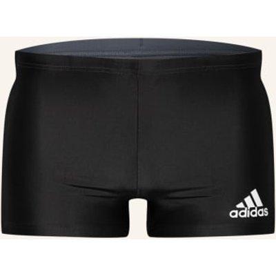 Adidas Badehose Fitness 3-Streifen grau   ADIDAS SALE