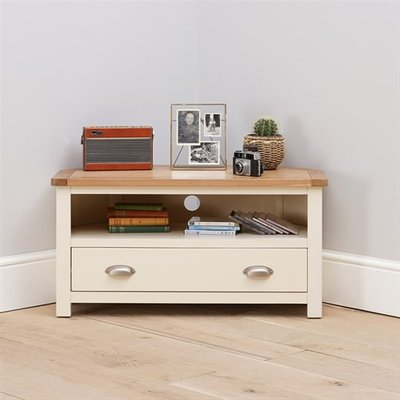 Sussex Painted Corner TV Unit - Up to 44''