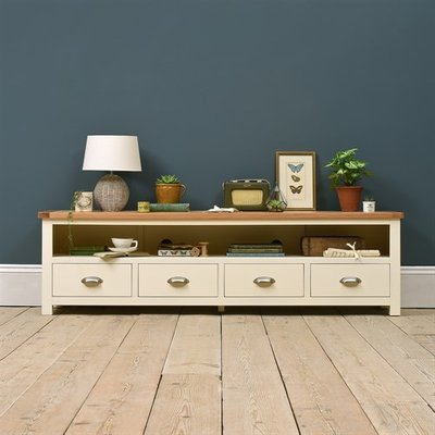 Sussex Painted Extra Large TV Stand - Up to 80''