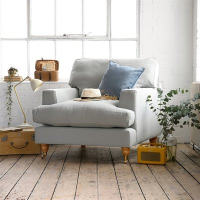 Evesham Love Seat - Soft Touch Cotton