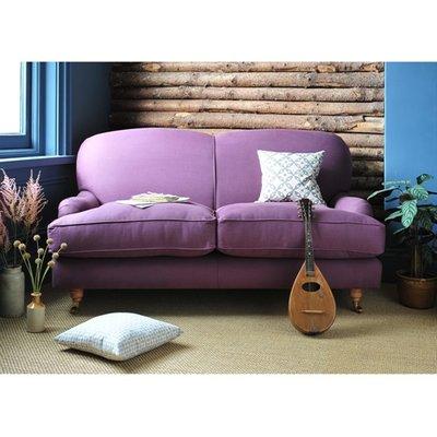 Bampton 2 Seater Sofa - Linen