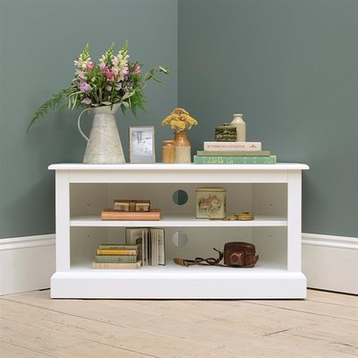 Burford Painted Corner TV Unit - Up to 40