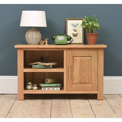 Newark Oak Standard TV Stand - up to 45