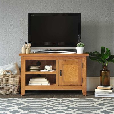 Oakland TV Unit with 1 Door - up to 45